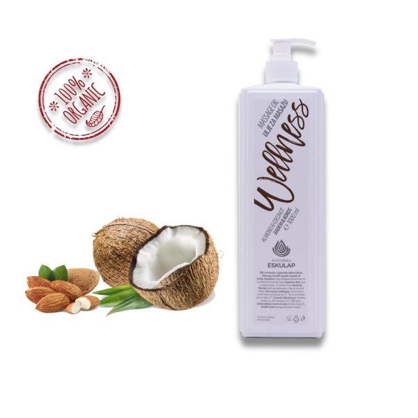 Wellness badem kokos