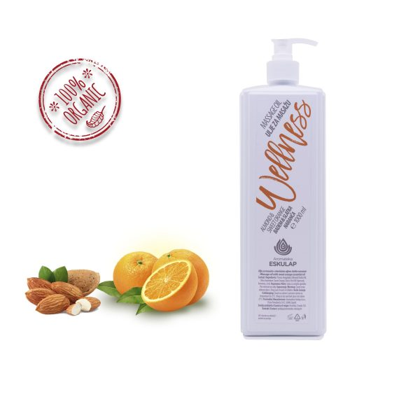 Wellness badem slatka naranča