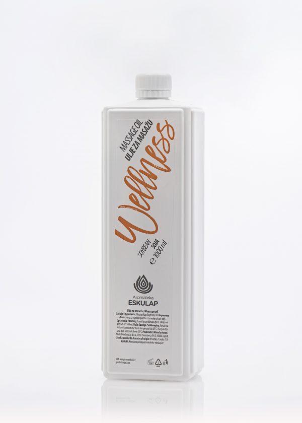 Wellness ulje za masažu soja