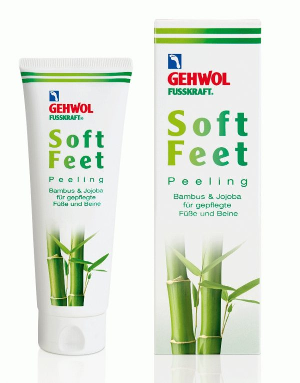 GEHWOL SOFT FEET PILING 125ml