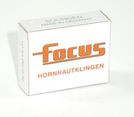 Focus britvice za pedikiranje