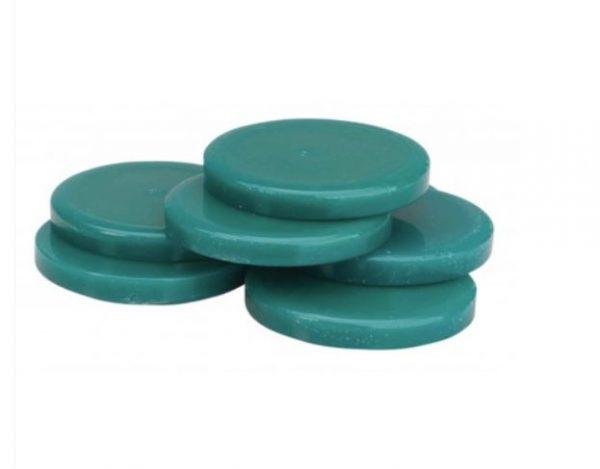 Topli vosak u pločicama plavi azulen 1kg