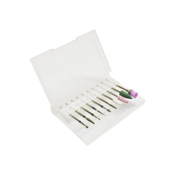 Set nastavaka za frezu-Manicure Basic TL-400433_1